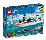 LEGO CITY - LE YACHT DE PLONGÉE