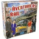 AVENTURIERS DU RAIL EXPRESS : NEW-YORK 1960