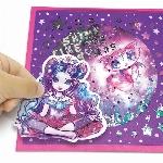 NEBULOUS STARS - ENS.DE CARTES AVEC RELIEF