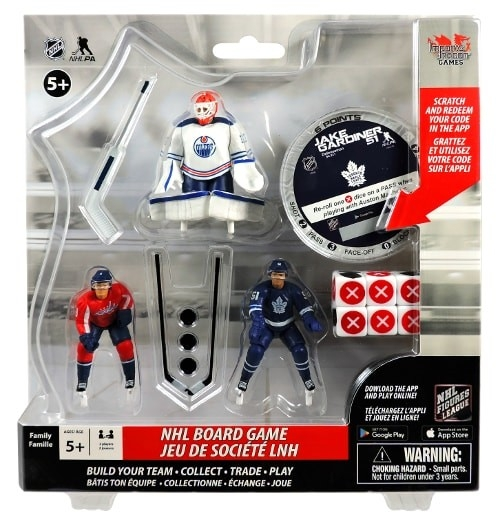 "NHL 2.5"" - JEUX (OILERS, CAPITALS, MAPLE LEAFS)"