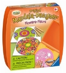 MINI MANDALA - DESIGNER - FLEURS
