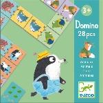 DJECO - DOMINO ANIMAUX