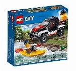 LEGO CITY - L'AVENTURE EN KAYAK