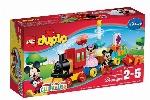 LEGO DUPLO - DÉFILÉ D'ANNIVERSAIRE DE MICKEY ET MINNIE