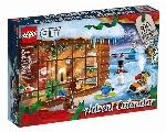 LEGO CITY - CALENDRIER DE L'AVENT