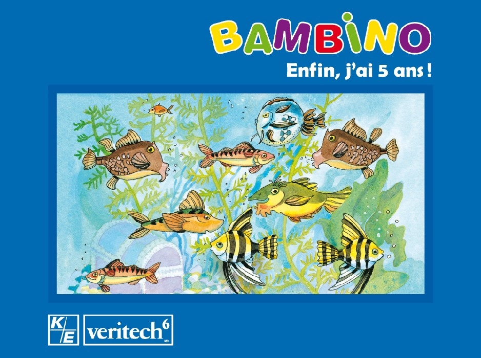 BAMBINO - ENFIN, J'AI 5 ANS ! - CERCLE