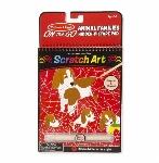 SCRATCH ART DE VOYAGE - ANIMAUX DE COMPAGNIE