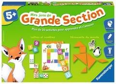 MES JEUX DE GRANDE SECTION