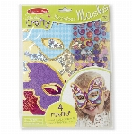 M&D - SIMPLY CRAFTY - MASQUES DE BAL MASQUÉ