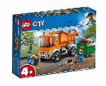 LEGO CITY - LE CAMION À ORDURES