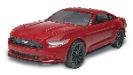 SNAPTITE - MUSTANG GT 2015 ROUGE