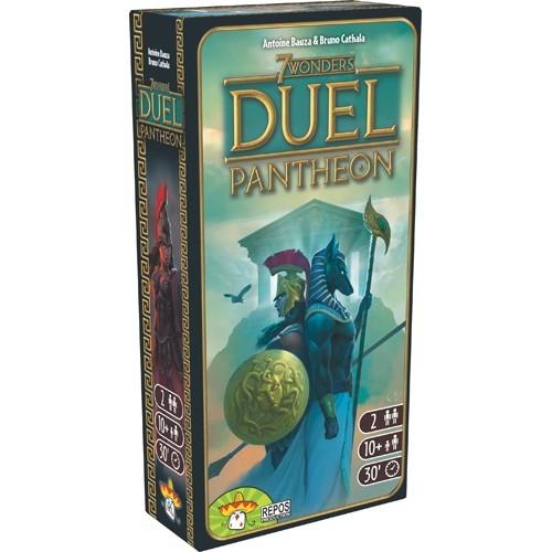 7 WONDERS - DUEL - PANTHÉON
