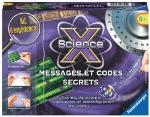 KIT D'EXPÉRIENCES - MESSAGES ET CODE SECRETS