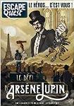 ESCAPE QUEST 4 - LE DÉFI D'ARSÈNE LUPIN
