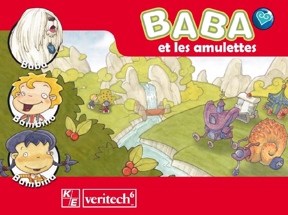 BABA - BABA ET LES AMULETTES