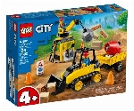 LEGO CITY - LE CHANTIER DE DÉMOLITION