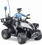 BRUDER - VTT AVEC POLICIER