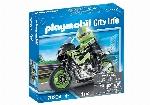CITY LIFE - PILOTE ET MOTO