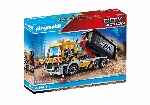 CITY ACTION - CAMION BENNE ET PLATEFORME INTERCHANGEABLE