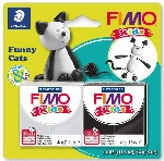 FIMO KIDS - CHAT AMUSANT (84G)