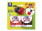 FIMO KIDS - COCCINELLE AMUSANTE (84G)