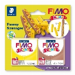 FIMO KIDS - SAUCISSES AMUSANTES (84G)