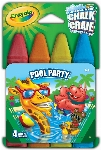 CRAIES DE TROTTOIR - POOL PARTY