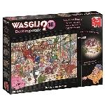 C-T - WASGIJ - MYSTERY #18 - UNE BOUCHÉE POUR CHACUN (1000 MCX)
