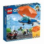 LEGO CITY - LA POLICE DU CIEL ET L'ARRESTATION EN PARACHUTE