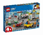 LEGO CITY - CENTRE DE SERVICES AUTOMOBILES