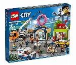 LEGO CITY - OUVERTURE DE LA BEIGNERIE