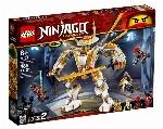 LEGO NINJAGO - LE ROBOT D'OR
