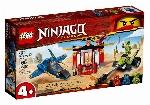 LEGO NINJAGO - LE COMBAT DU SUPERSONIQUE
