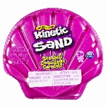 KINETIC SAND - COQUILLAGE ROSE