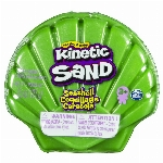 KINETIC SAND - COQUILLAGE VERT
