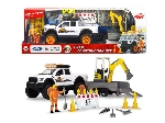 DICKIE TOYS - PLAYLIFE - VÉHICULES DE CONSTRUCTION