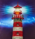 DIAMOND ART - LE PHARE