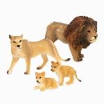 TERRA - FAMILLE DE LIONS