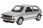 VW GOLF 1 GT1 - NIV. 4