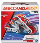 MECCANO JR. - CONSTRUCTION DE BASE - MOTO