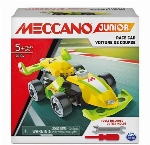 MECCANO JR. - CONSTRUCTION DE BASE - VOITURE DE COURSE