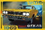 PLYMOUTH GTX 1969 - NIV. 2