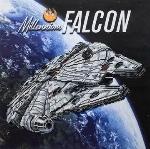 CAMELOT DOTZ - STAR WARS - FAUCON MILLENIUM