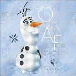 CAMELOT DOTZ - FROZEN - OLAF