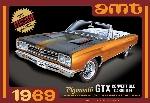 PLYMOUTH GTX CONVERTIBLE 1969 - NIV. 2