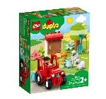 LEGO DUPLO - LE TRACTEUR ET LES ANIMAUX