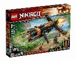 LEGO NINJAGO - LE JET MULTI-MISSILES