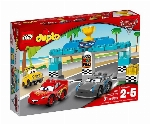 LEGO DUPLO - LA COURSE DE LA COUPE PISTON