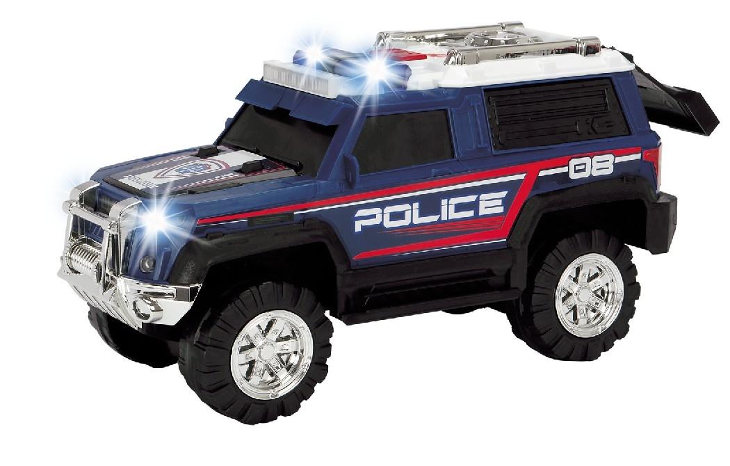 ACTION SERIES - VÉHICULE DE POLICE