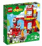 LEGO DUPLO TOWN - LA CASERNE DE POMPIERS